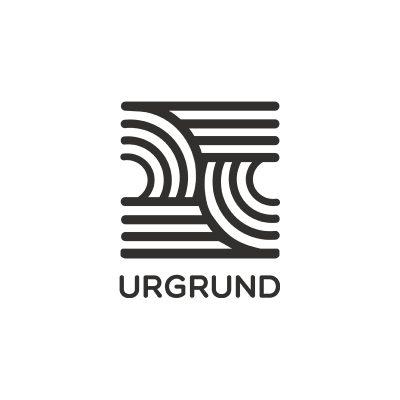 Symmetrical minimalistic logotype for renovation company